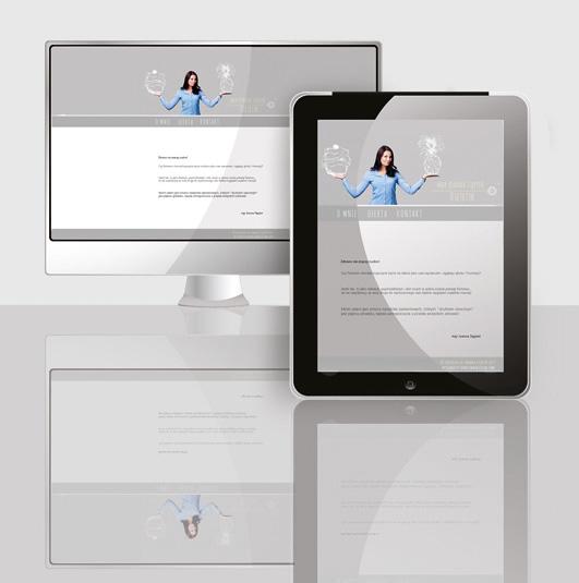 graficzny projekt strony internetowej czestochowa