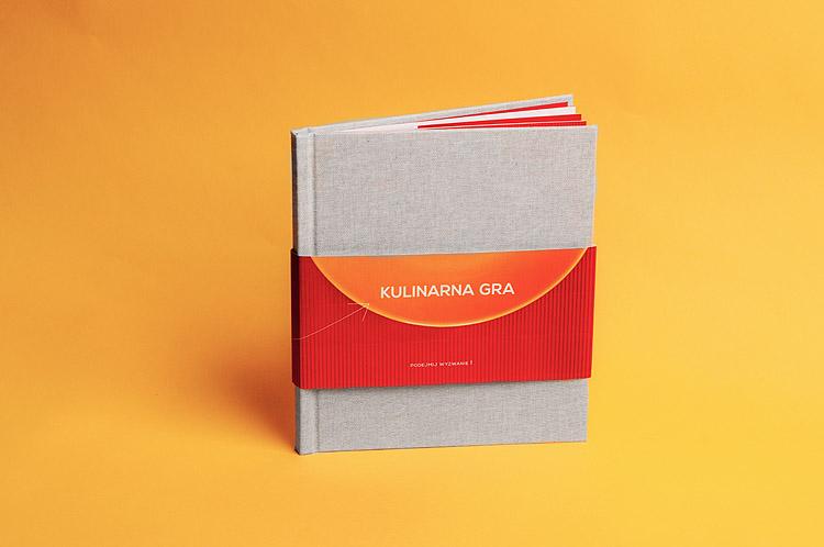 książka kucharska połączenie tradycyjnego wydruku z aplikacją