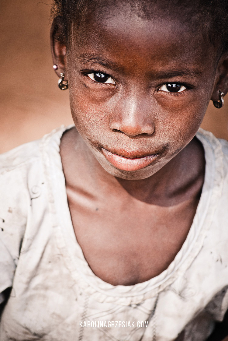 burkina faso african child portrait 04