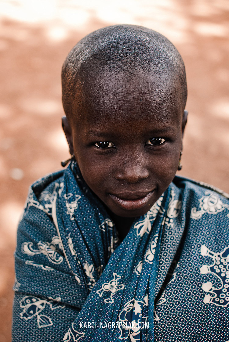 burkina faso african child portrait 08