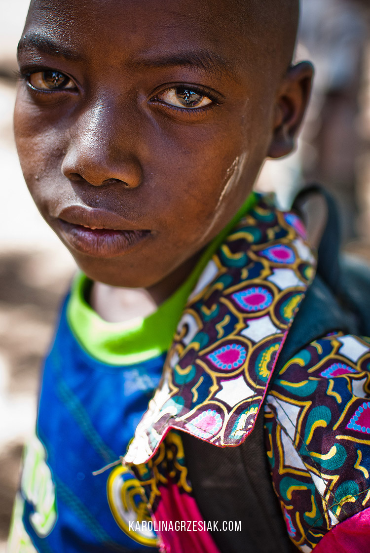burkina faso african child portrait 10