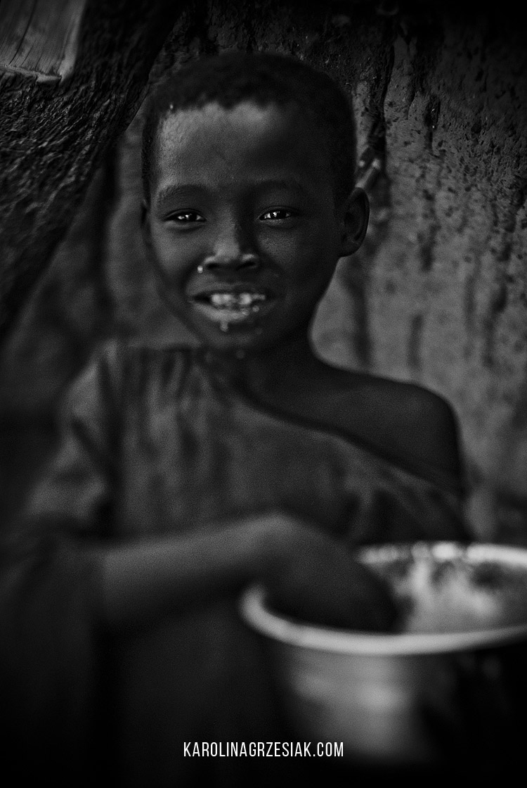 burkina faso african child portrait 12