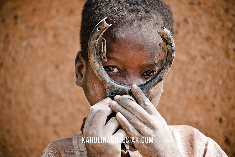 burkina faso african child portrait 14