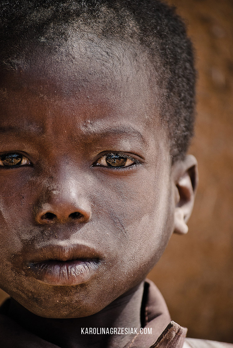 burkina faso african child portrait 15