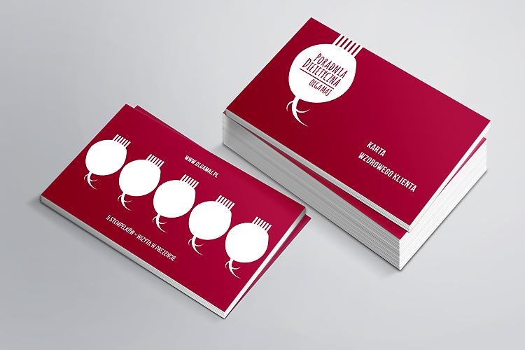 grafik reklama identyfikacja częstochowa warszawa logo dietetyk restauracja 12